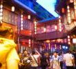 中国成都の錦里ジンリがすごくいい雰囲気だった
