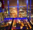 マレーシア1の夜景を背にKLタワーでスカイダイビング!BASE JUMPINGを見てきた