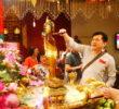 シンガポールの休日ベサックデー肌で感じにお寺に出かけてみた