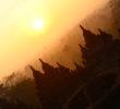 ボロブドゥール遺跡サンライズツアーへ!!仏教遺跡かっこよすぎるでしょ