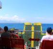 イジェン火山からバリ島にフェリー移動!意外と遠い